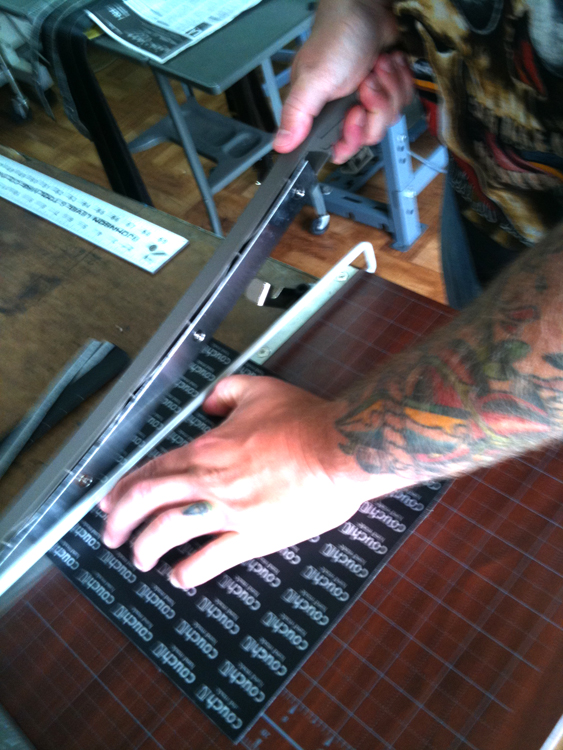 creating the strongest, longest-lasting cruelty-free guitar straps in the world